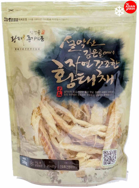Hwang Tae Mall Dried Alaska Pollock 100g