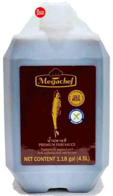 Megachef Premium Fish Sauce 4.5L