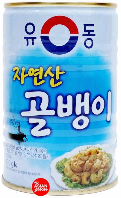 Yudong Bai-Top Shell (Whelk) 400g