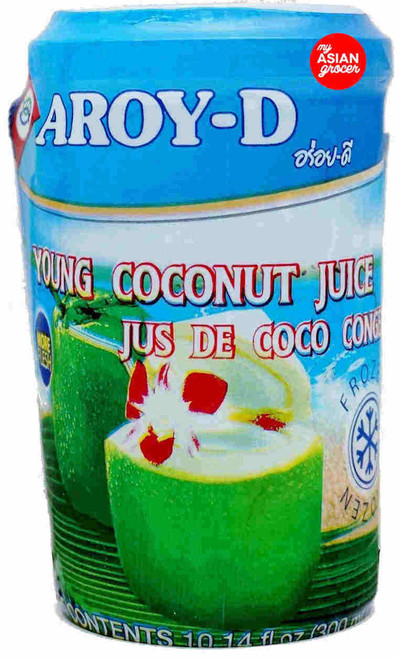 Aroy-D Young Coconut Juice 300ml