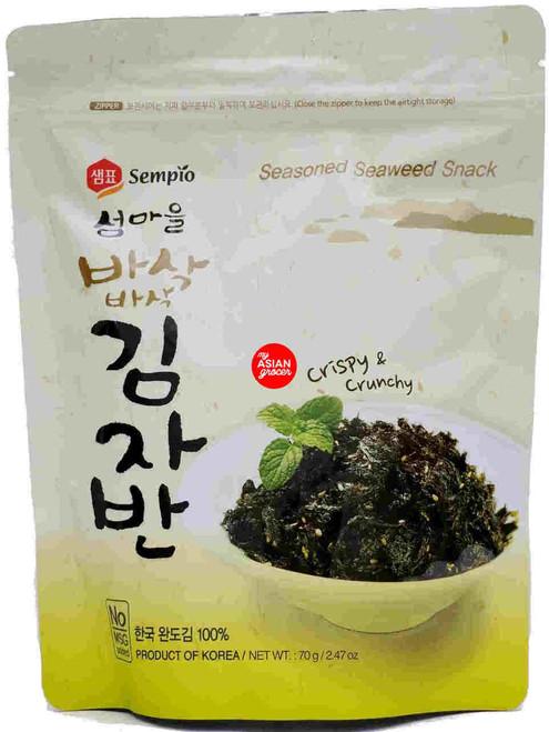 Sempio Crispy Seasoned Seaweed Snack 70g