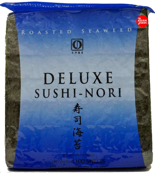 Nagai Roasted Seaweed Deluxe Sushi-Nori 270g