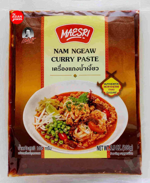Maesri Nam Ngeaw Curry Paste 100g