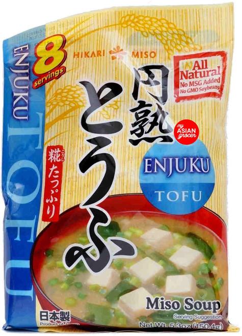 Hikari Miso Enjuku Tofu Miso Soup 150.4g
