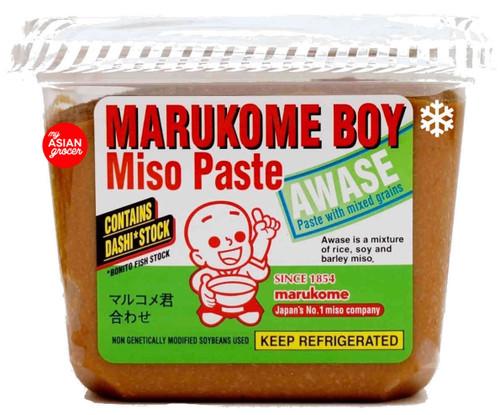 Marukome Boy Miso Paste Awase 650g
