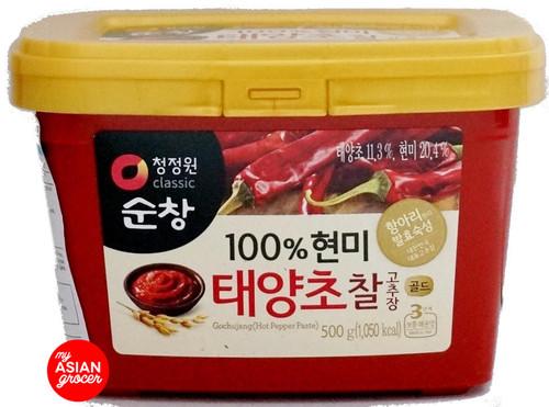 ChungJungOne Sunchang Gochujang 500g