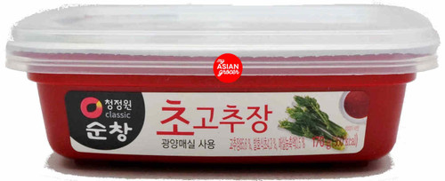 ChungJungOne Spicy Cocktail Sauce 170g