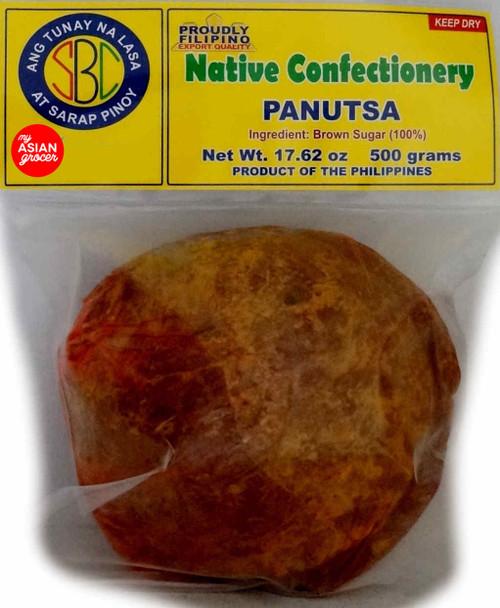 SBC Native Confectionary Panutsa 500g