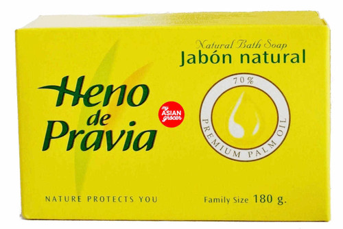 Heno De Pravoa Natural Bath Soap 180g