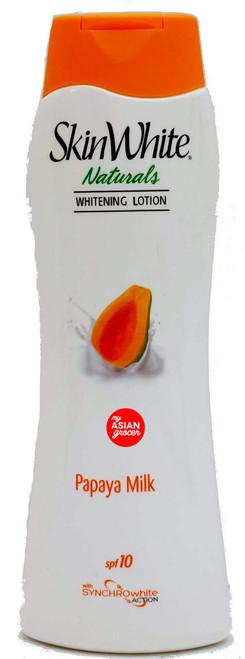 SkinWhite Naturals Whitening Lotion Papaya Milk 200ml