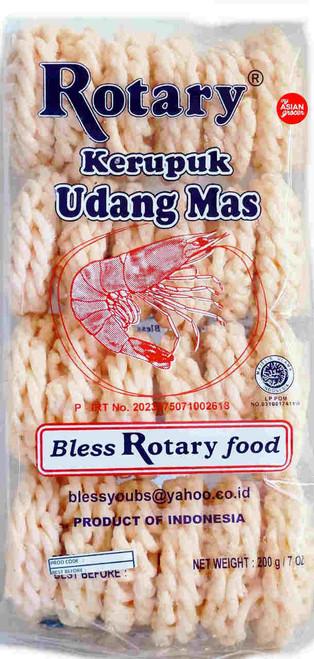 Rotary Kerupuk Udang Mas 200g