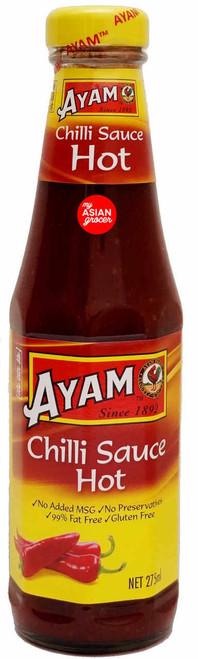 Ayam Chilli Sauce Hot 275ml