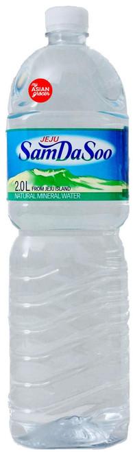 Jeju SamDaSoo Natural Mineral Water 2.0L
