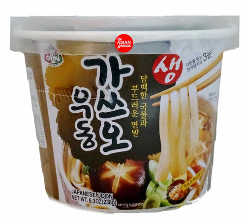 Assi Gasseuo Udon Cup Japanese Udon 238g