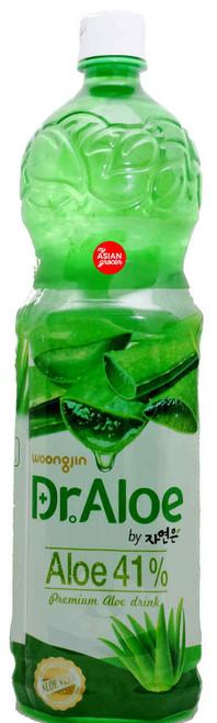 Woongjin Dr Aloe Premium Aloe Drink 1.5L