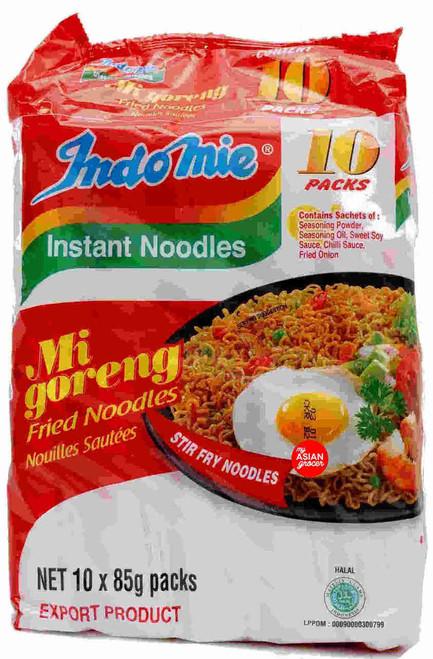 Indomie Migoreng Fried Noodles 85g x 10 Pack