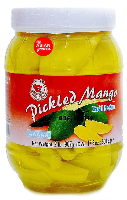 Red Drago Pickled Mango 850g