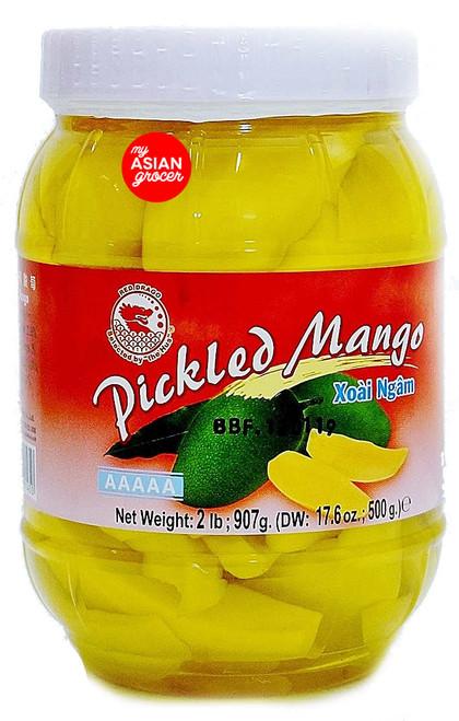 Red Drago Pickled Mango 907g