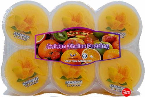 Golden Choice Pudding Mango Flavour 110g