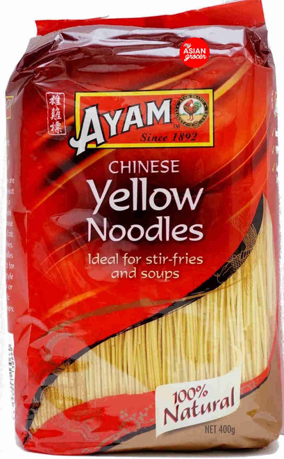 Ayam Chinese Yellow Noodles 400g