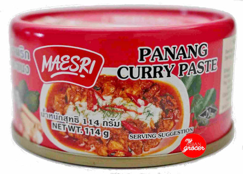 Maesri Panang Curry Paste 114g