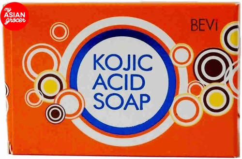 Bevi Kojic Acid Soap 140g