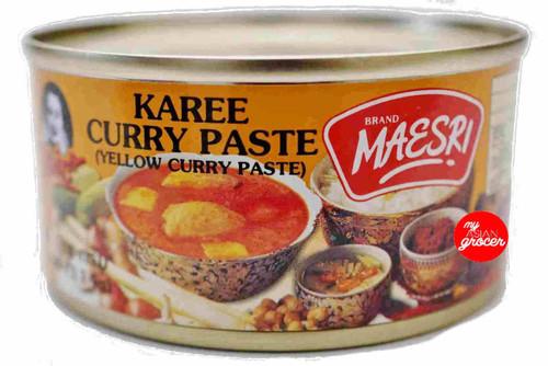 Maesri Karee Curry Paste 114g