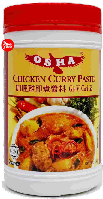 Osha Chicken Curry Paste 1kg