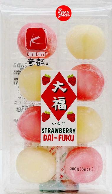 Kido Strawberry Dai-Fuku 200g