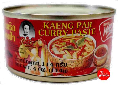 Maesri Kaeng Par Curry Paste 114g
