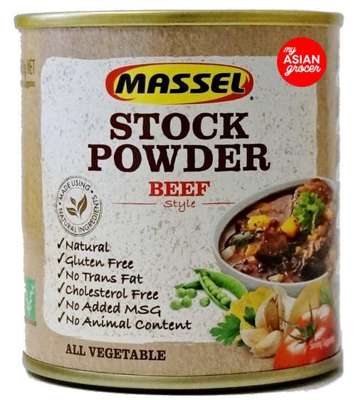 Massel Stock Powder Beef Style 168g