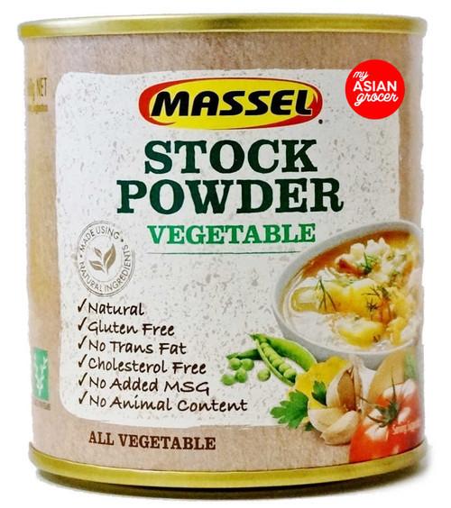 Massel Stock Powder Vegetable Style 168g