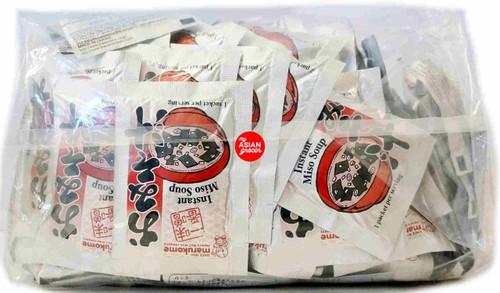 Marukome Instant Miso Soup 7.35g x 100 Pieces