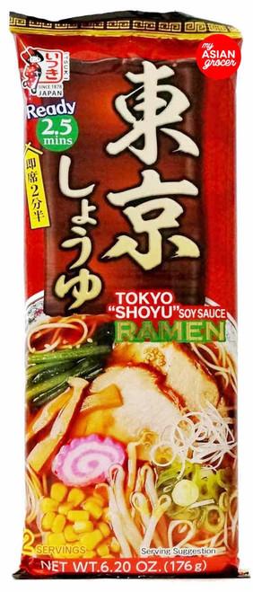 """Itsuki Tokyo """"Shoyu"""" Soy Sauce Ramen 176g"""