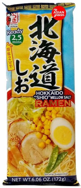 """Itsuki Hokkaido """"Shio"""" Mellow Salt Ramen 172g"""