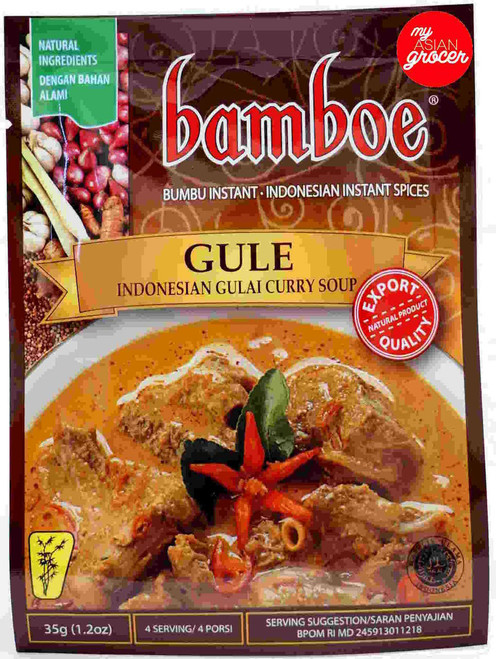 Bamboe Gule 35g