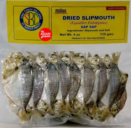 SBC Dried Slipmouth Sap Sap 115g