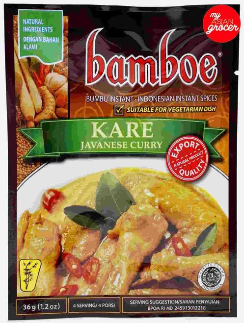Bamboe Kare 36g