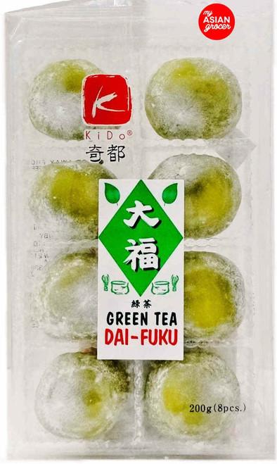 Kido Green Tea Dai-Fuku 200g