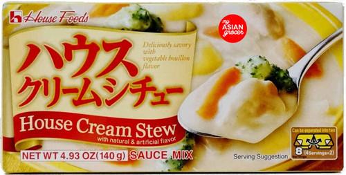 House Foods House Cream Stew Sauce Mix 140g