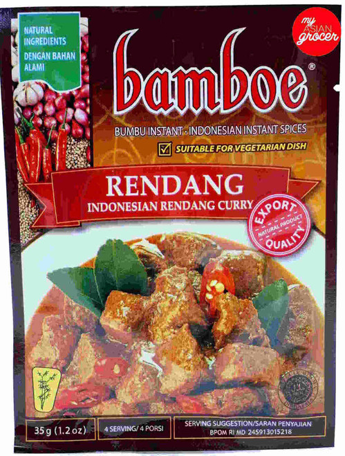 Bamboe Rendang 35g