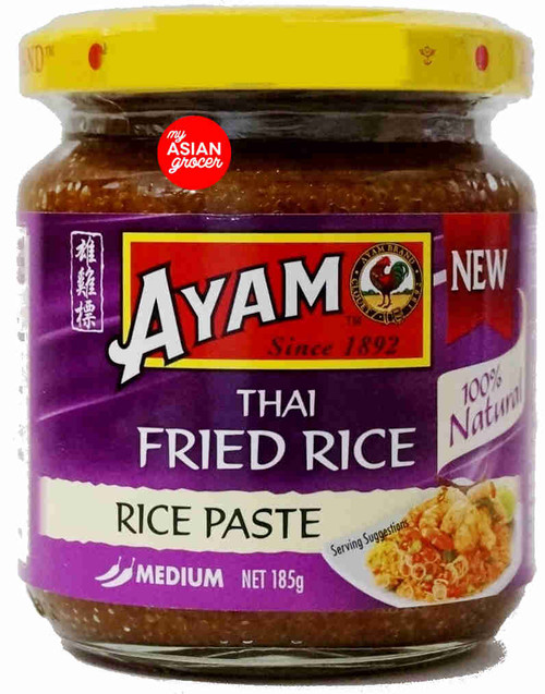 Ayam Thai Fried Rice Rice Paste 185g