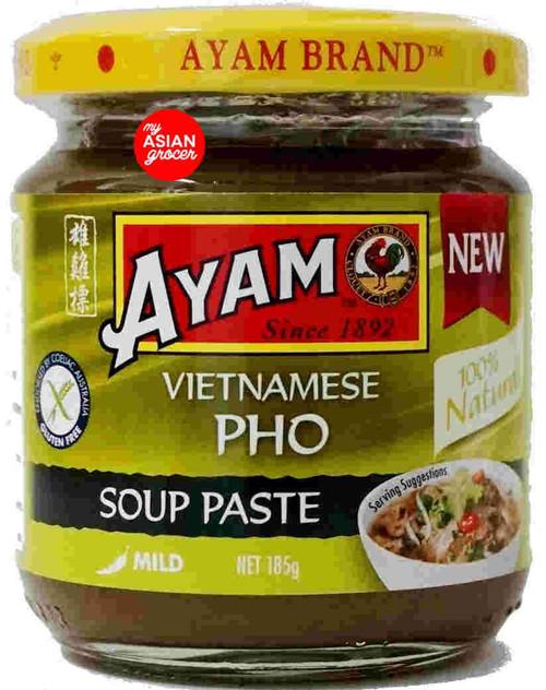 Ayam Vietnamese Pho Soup Paste 185g