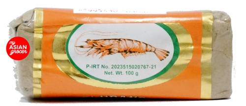 "Trasi Udang ""Bali"" Super Dried Shrimp Paste 100g"