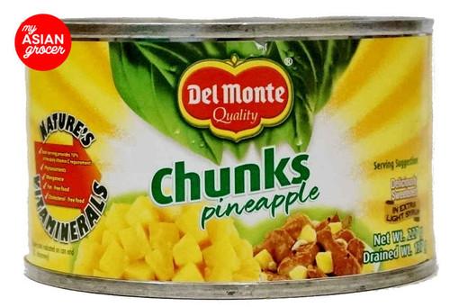 Del Monte Chunks Pineapple 227g
