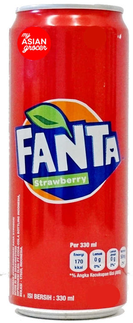Fanta Strawberry 325ml