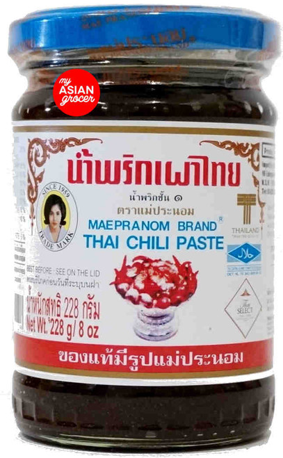 Maepranom Brand Thai Chili Paste 228g