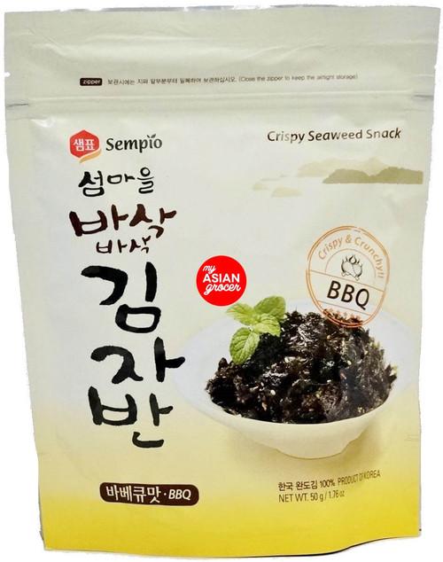 Sempio Crispy Seaweed Snack (BBQ) 50g