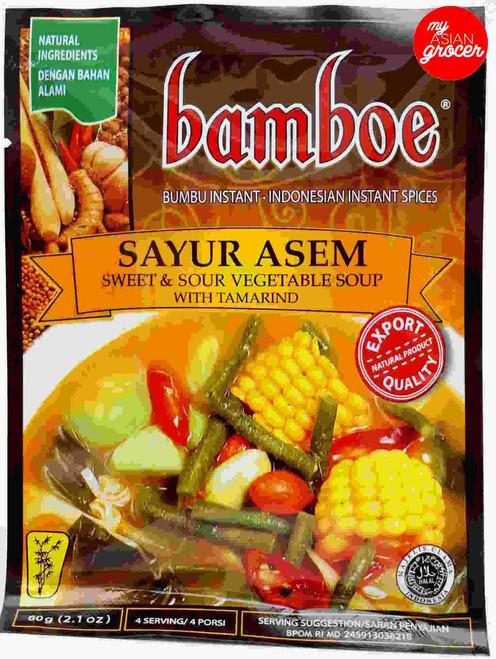 Bamboe Sayur Asem 60g