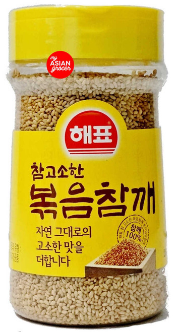 Hepyo Roasted Sesame Seeds 200g